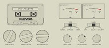Klevgränd Produktion DAW Cassette