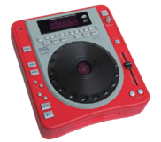 KoolSound CDJ-620 Red
