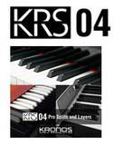 Korg KRS 04 Pro Splits and Layers