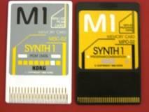 Korg MSC-2S SYNTH 1
