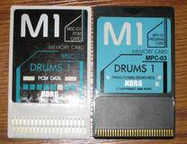 Korg MSC-3S DRUMS 1