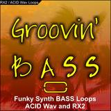 Kreativ Sounds Groovin' Bass- Funky Synth Bass Loops