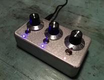 Krischer Polyphonic Analog Synthesizer Drone 1CV