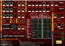 KX77FREE KX-Synth-X16 [Freeware]