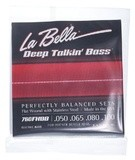 La Bella 760FHBB Beatle Bass Set