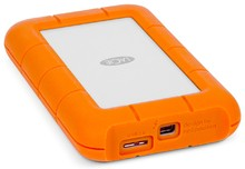 LaCie Rugged Thunderbolt  250 Go USB 3.0 / Thunderbolt