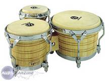 Latin Percussion LP202AW Bongos Generation III