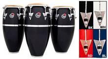 Latin Percussion LP522X-1BK Quinto PATATO LINE