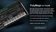 Le Lotus Bleu PolyMage