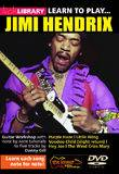 Lick Library Learn to Play Jimi Hendrix DVDs