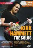 Lick Library Metallica and Kirk Hammett Tuition DVDs