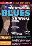 Lick Library Steve Trovato's American Blues in 6 Weeks