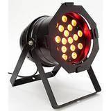Lightmaxx PAR 64 à LED 18 X 3 W
