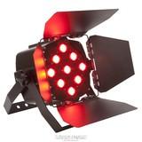 Lightmaxx Platinum Multi Colour Spot PRO 9x9W TriLED