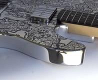 Liquid Metal Guitars LMG-T Paisley