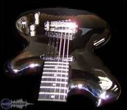 Liquid Metal Guitars M1-TV Jones Special