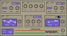 Lithium Sound Raider