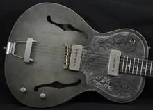 Loïc Le Pape 1946 Engraved Scratched Silver