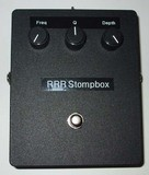 Lonnie Bedell Electronics RRR Stompbox