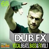 Loopmasters DubFX - Vocal Beats, Bass & FX Vol. 1