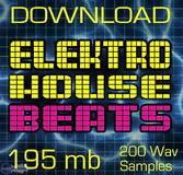 Loopmasters Elektro House Beats