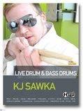Loopmasters Live Drum And Bass Drums - K J Sawka