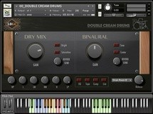 Loops de la Crème Double Cream Drums