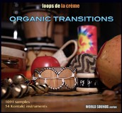 Loops de la Crème Organic Transitions