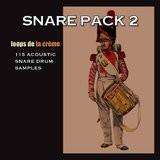 Loops de la Crème Snare Pack 2