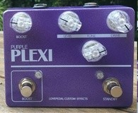 Lovepedal Purple Plexi w/ Boost