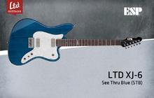 LTD XJ-6 - See Thru Blue