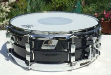 "Ludwig Drums 5,0x14"" Accrolite Black Galaxy"