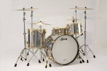 Ludwig Drums Anniversary Edition Stainless Steel Pro Beat