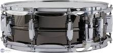 Ludwig Drums Black Beauty Brass Supra Phonic Snare 14 x 5""