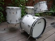 Ludwig Drums Jazette Ludwig WFL, 3 Ply, Vintage 60's,WMP