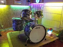 Ludwig Drums Ludwig Drums CLASSIC MAPPLE Black Oyster Pearl 22-16-13-12