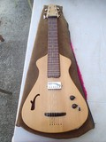 Luthier lap steel