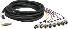 Lynx Studio Technology CBL-AIN85 - Aurora Converters 8 canaux XLR Analog Input Cable