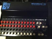 M-Audio Micromixer 18