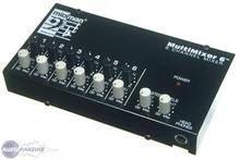 M-Audio Multimixer 6
