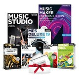 Magix Music Maker Premium Edition (2018)
