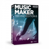 Magix Music Maker Techno Edition 6