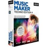 Magix Music Maker Techno Editions 4