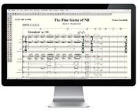 MakeMusic Finale Version 26