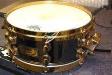 Mapex Brass Master Snare