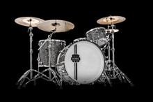 Mapex Limited Edition Meridian Black - Obsidian