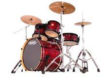 Mapex Meridian Maple Studio Ease Burgundi