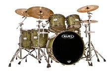 Mapex Saturn Birch/Walnut Special Edition - Moss Green