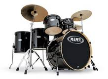Mapex VX Spécial Edition Black on Black