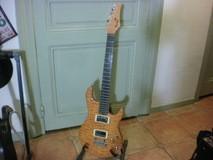 Marceau Guitars Custom Rose